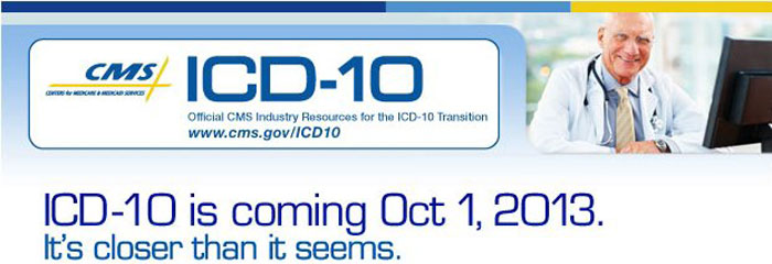 ICD 10 Transition CMS