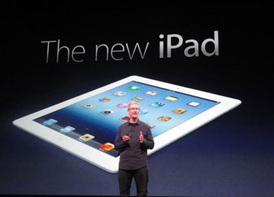 New iPad EHR