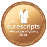 HealthFusion EHR software receives Surescripts White Coat of Quality