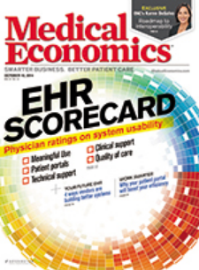 Medical Economics EHR Scorecard